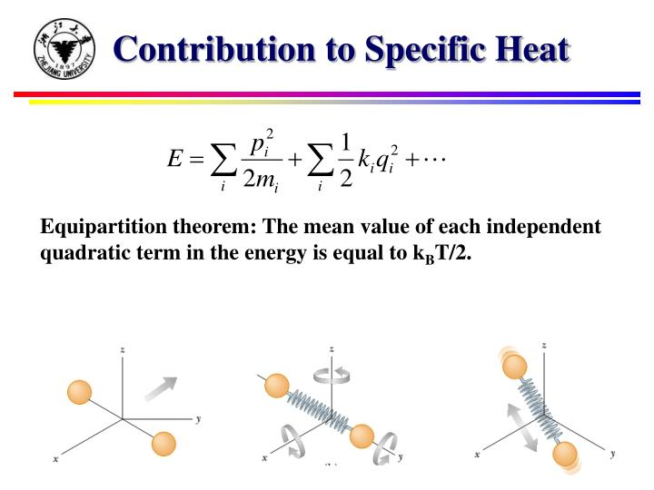 Contribution to Specific Heat