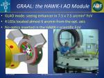 graal the hawk i ao module