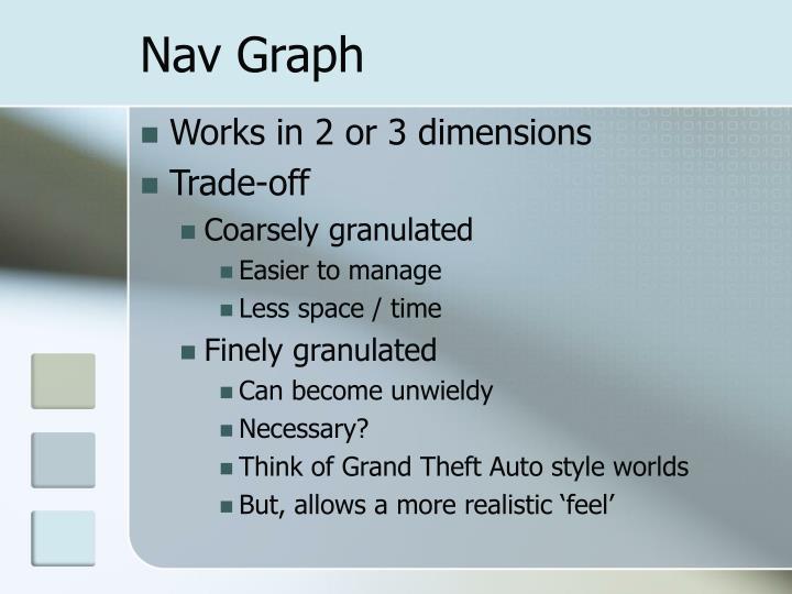 Nav Graph