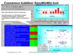 consensus building easywinwin tool