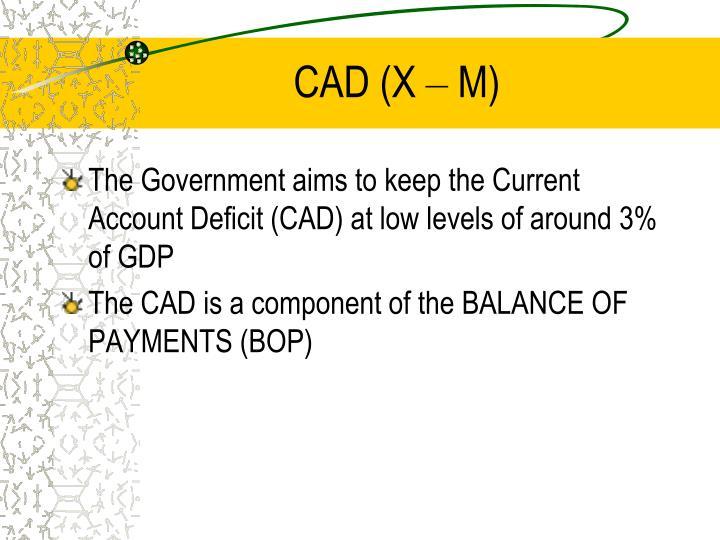 CAD (X