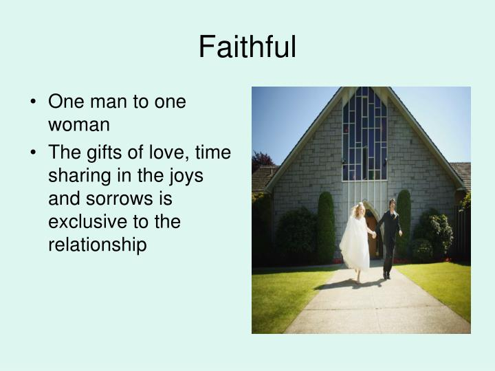 Faithful