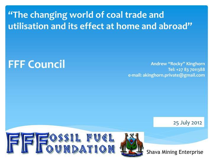 FFF Council
