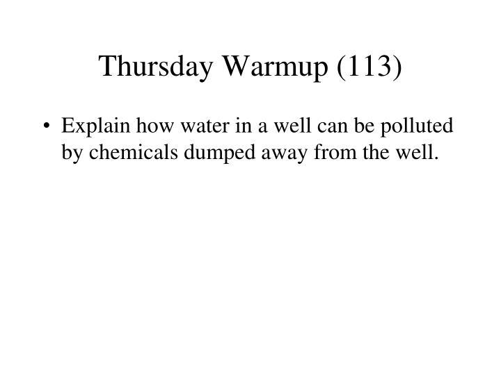 Thursday Warmup (113)