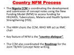 country nfm process