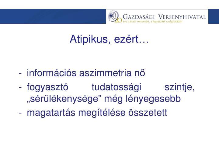 információs aszimmetria nő