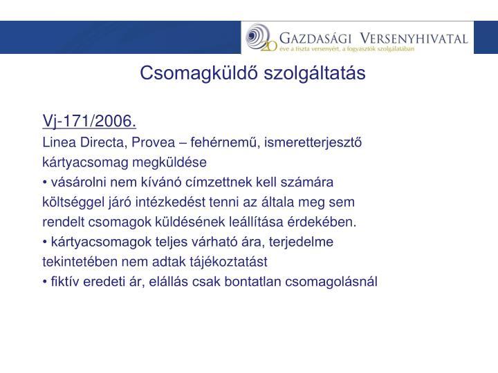 Vj-171/2006.