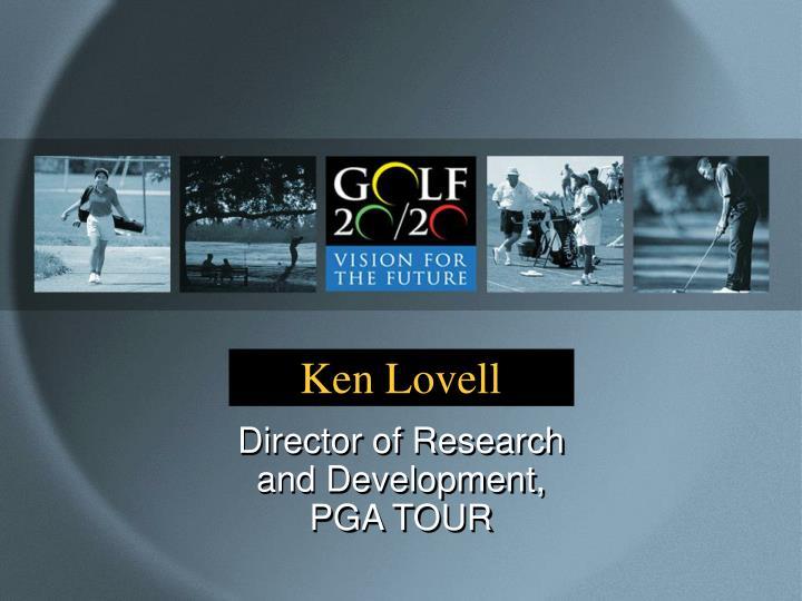 Ken Lovell