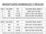 magnitudes nominales y reales2
