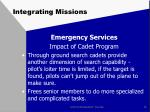 integrating missions11
