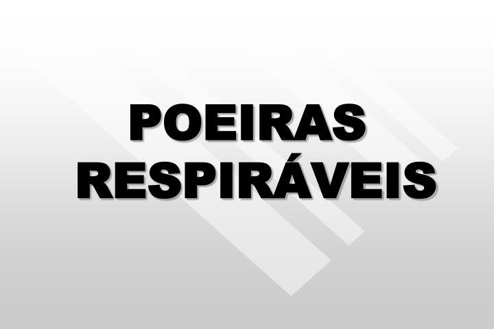POEIRAS