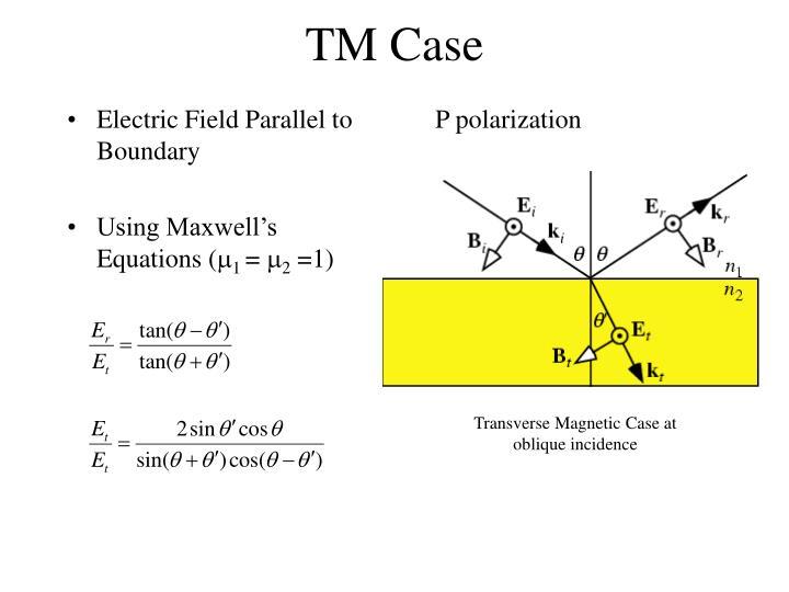 TM Case