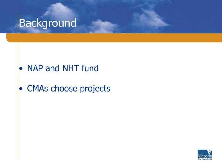 NAP and NHT fund