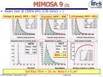 mimosa 9 2