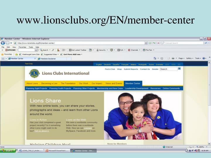 www.lionsclubs.org/EN/member-center