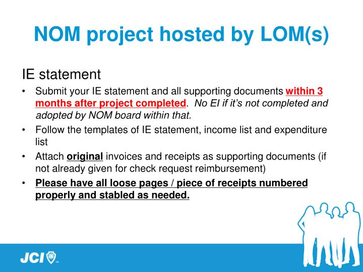NOM project hosted by LOM(s)