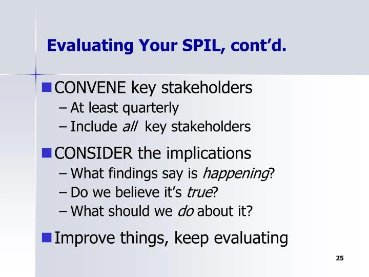 CONVENE key stakeholders
