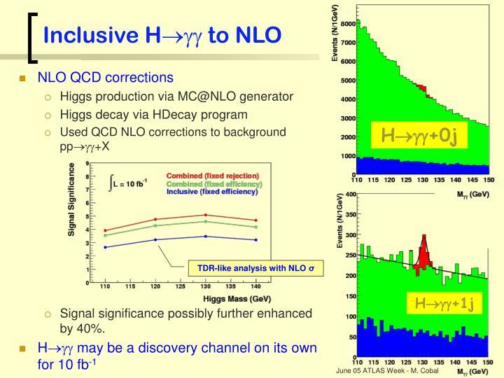 NLO QCD corrections