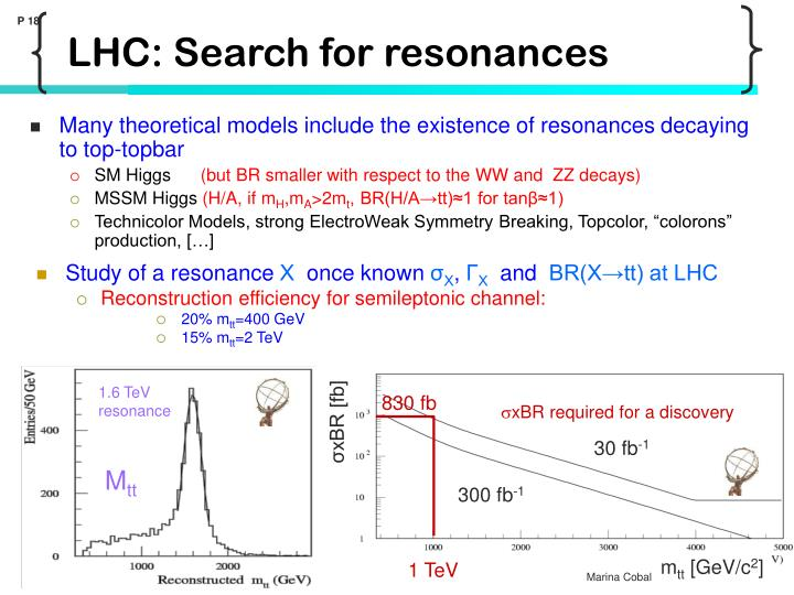 Many theoretical models include the existence of resonances decaying to top-topbar