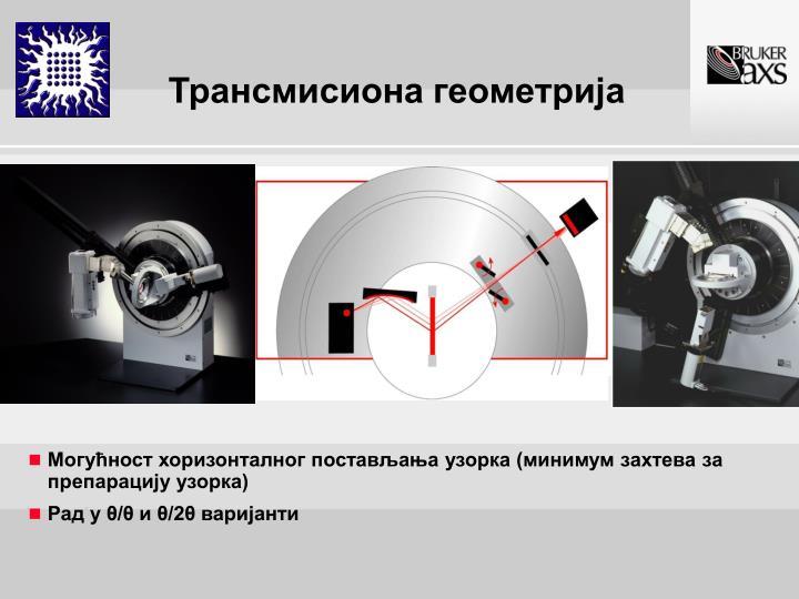 Трансмисиона геометрија
