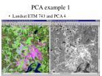 pca example 14