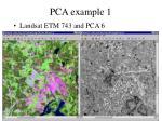 pca example 16
