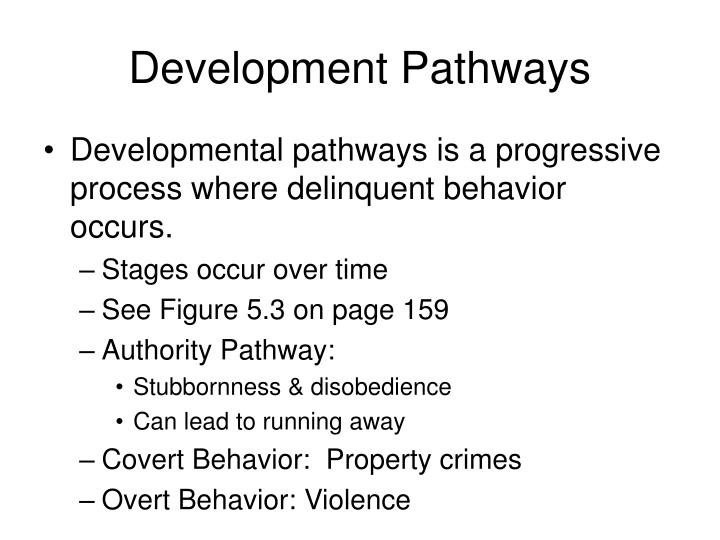Development Pathways