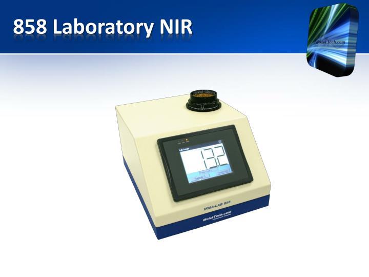 858 Laboratory NIR