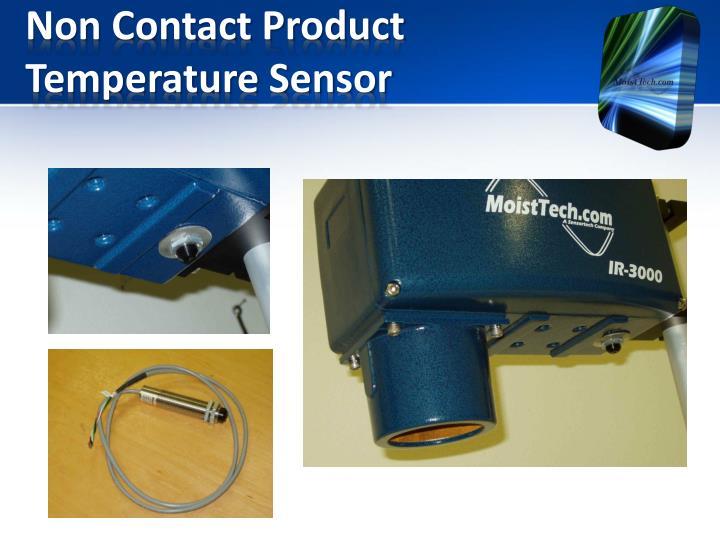 Non Contact Product Temperature Sensor