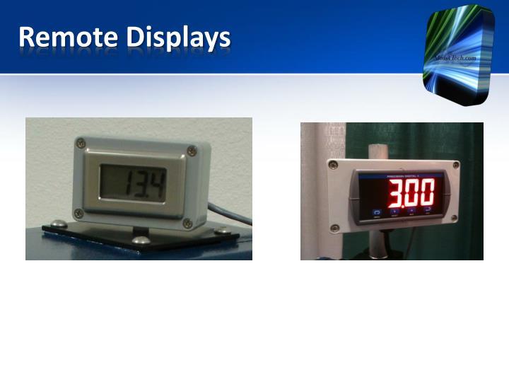Remote Displays
