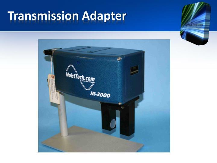 Transmission Adapter