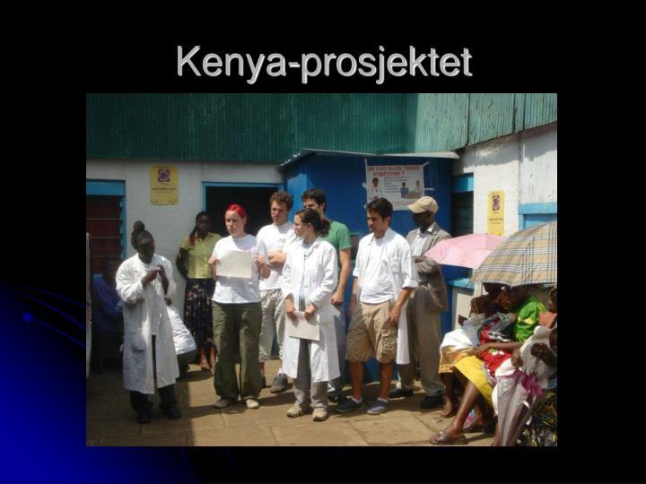 Kenya-prosjektet