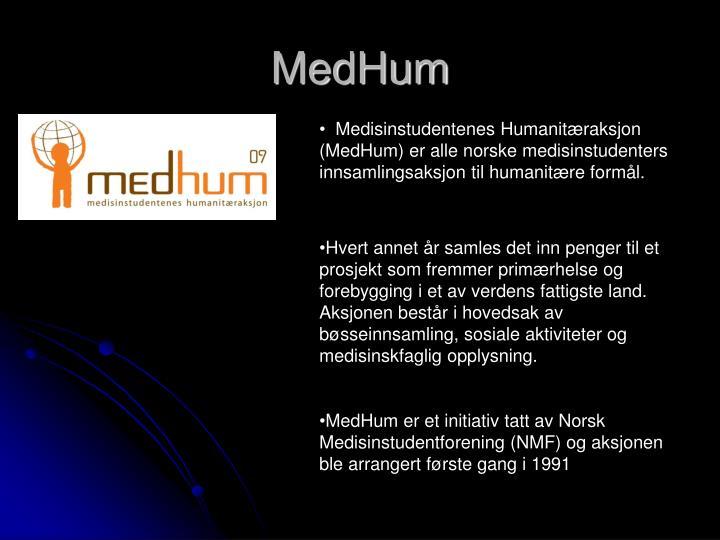 MedHum