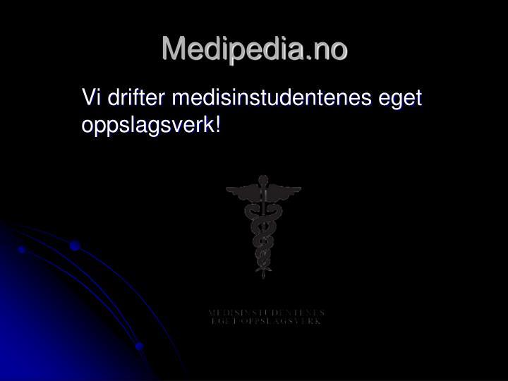 Medipedia.no