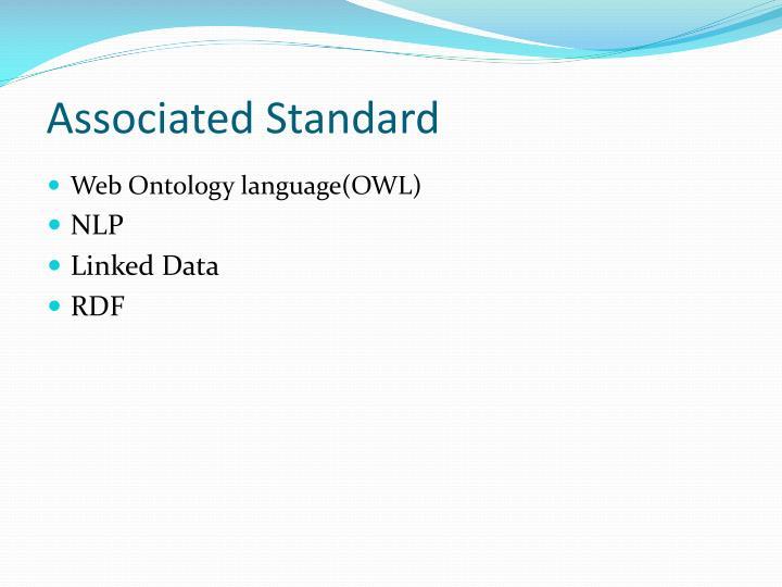Associated Standard
