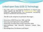 linked open data lod 2 technology