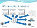 nif integration architecture