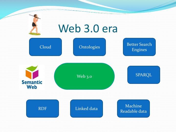 Web 3.0 era