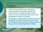 erp environmental resource permitting