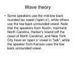 wave theory1