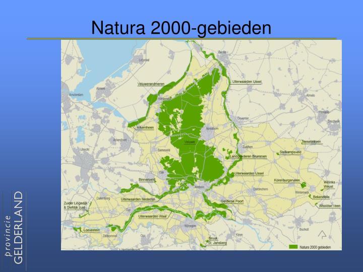 Natura 2000-gebieden