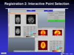 registration 2 interactive point selection