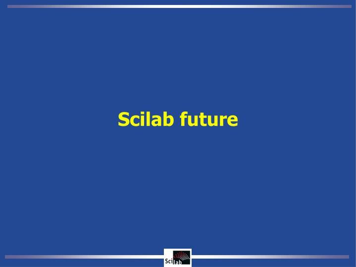 Scilab future