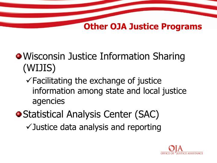 Wisconsin Justice Information Sharing (WIJIS)