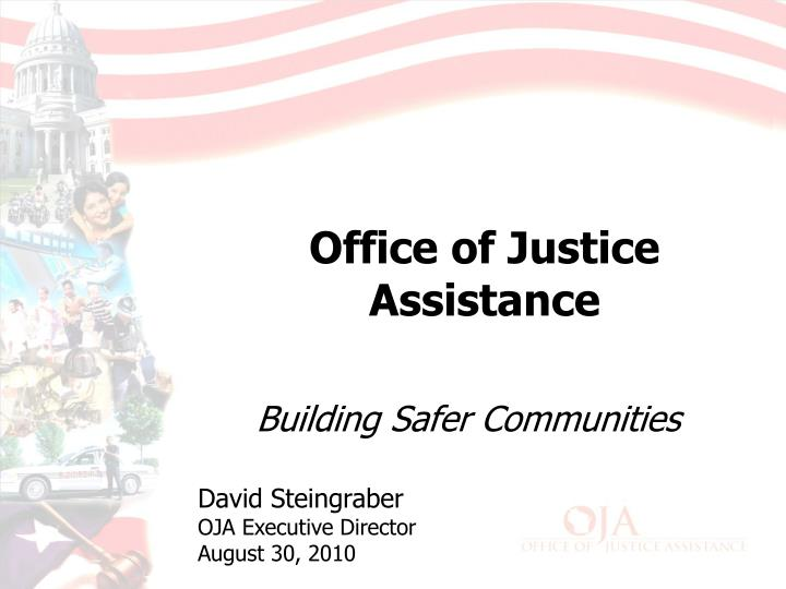 Office of Justice Assistance
