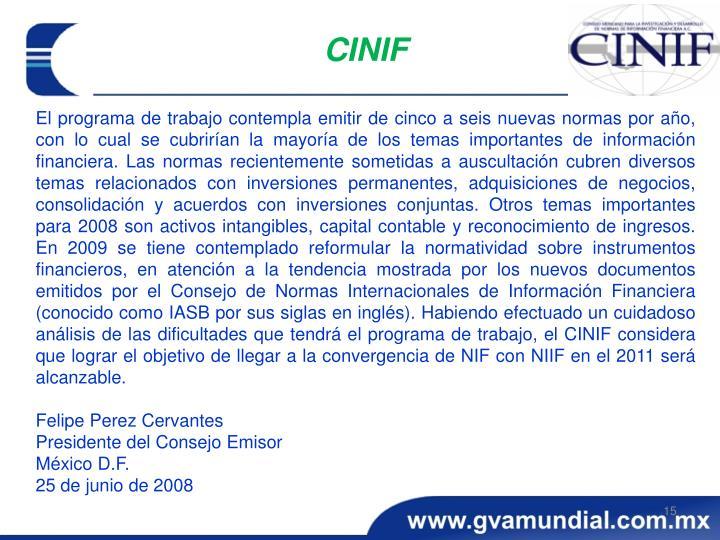 CINIF