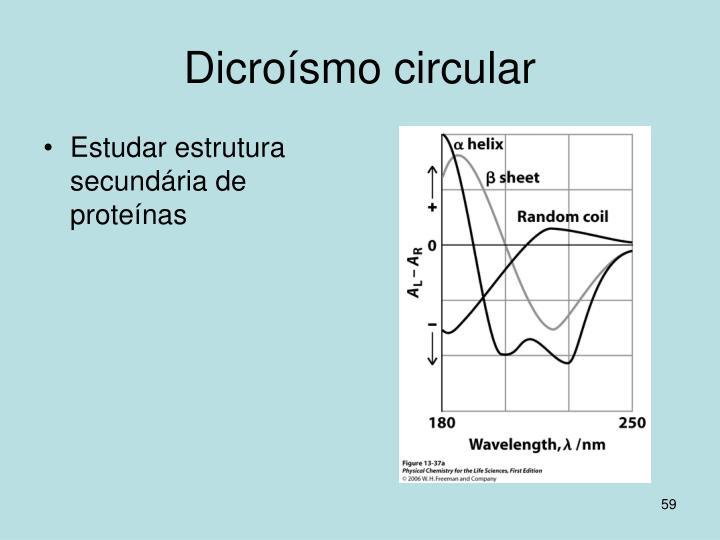 Dicroísmo circular
