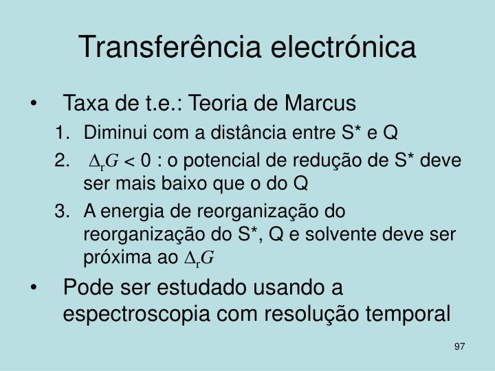 Transferência electrónica