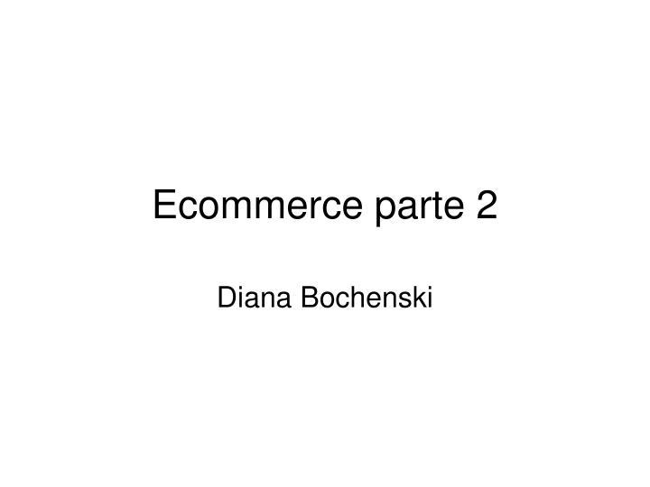 Ecommerce parte 2