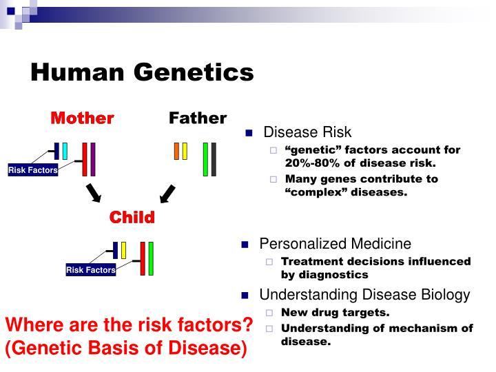 Disease Risk